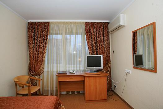 Стандарт одноместный в гостинице парк-отель Фили
