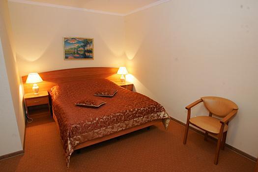 Комфортный номер однокомнатный полулюкс в гостинице парк-отель Фили